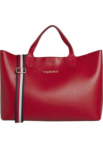 TOMMY HILFIGER Shopper »ICONIC TOMMY SATCHEL« kaufen