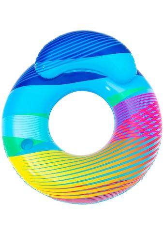 BESTWAY Schwimmring »Swim Bright«, BxLxH: 104x104x45 cm, mit LED - Licht kaufen