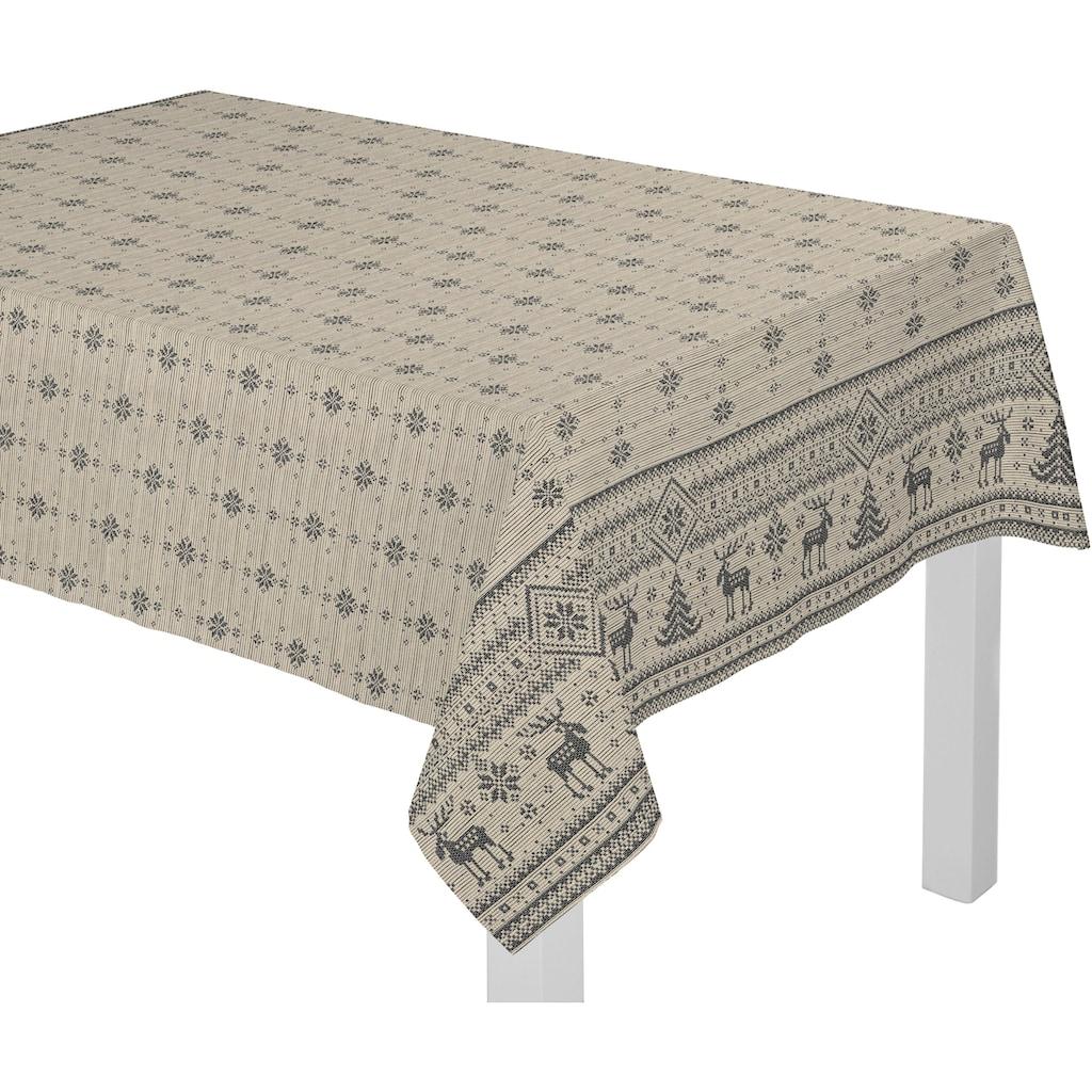 Wirth Tischdecke »ROMO«