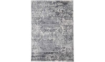 carpetfine Teppich »Suna«, rechteckig, 8 mm Höhe, Seiden-Optik, Wohnzimmer kaufen