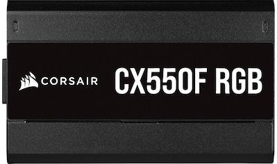 Corsair PC-Netzteil »CX550F RGB« kaufen