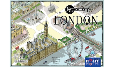 "Huch! Spiel, ""Key to the City  -  London"" kaufen"