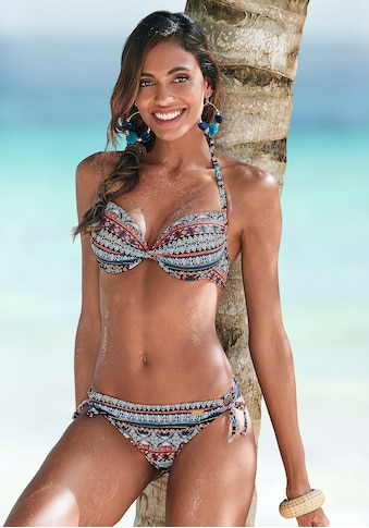 LASCANA Bikini-Hose »Marrakesh«, zum Binden kaufen