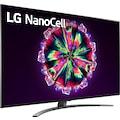 "LG LED-Fernseher »65NANO867NA«, 164 cm/65 "", 4K Ultra HD, Smart-TV, NanoCell-100Hz Panel"
