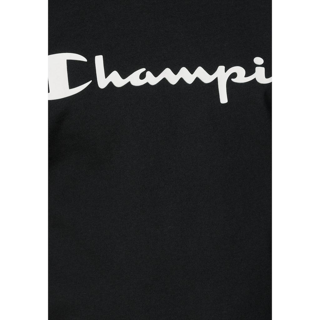 Champion T-Shirt »CREWNECK T-SHIRT«