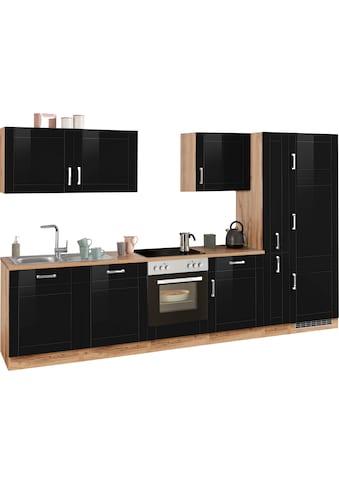 HELD MÖBEL Küchenzeile »Tinnum«, ohne E-Geräte, Breite 330 cm kaufen