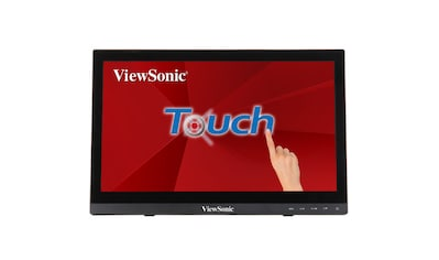 "Viewsonic TD1630 - 3 Monitor »39,6 cm (15,6"") WXGA Touch Display, 12 ms« kaufen"
