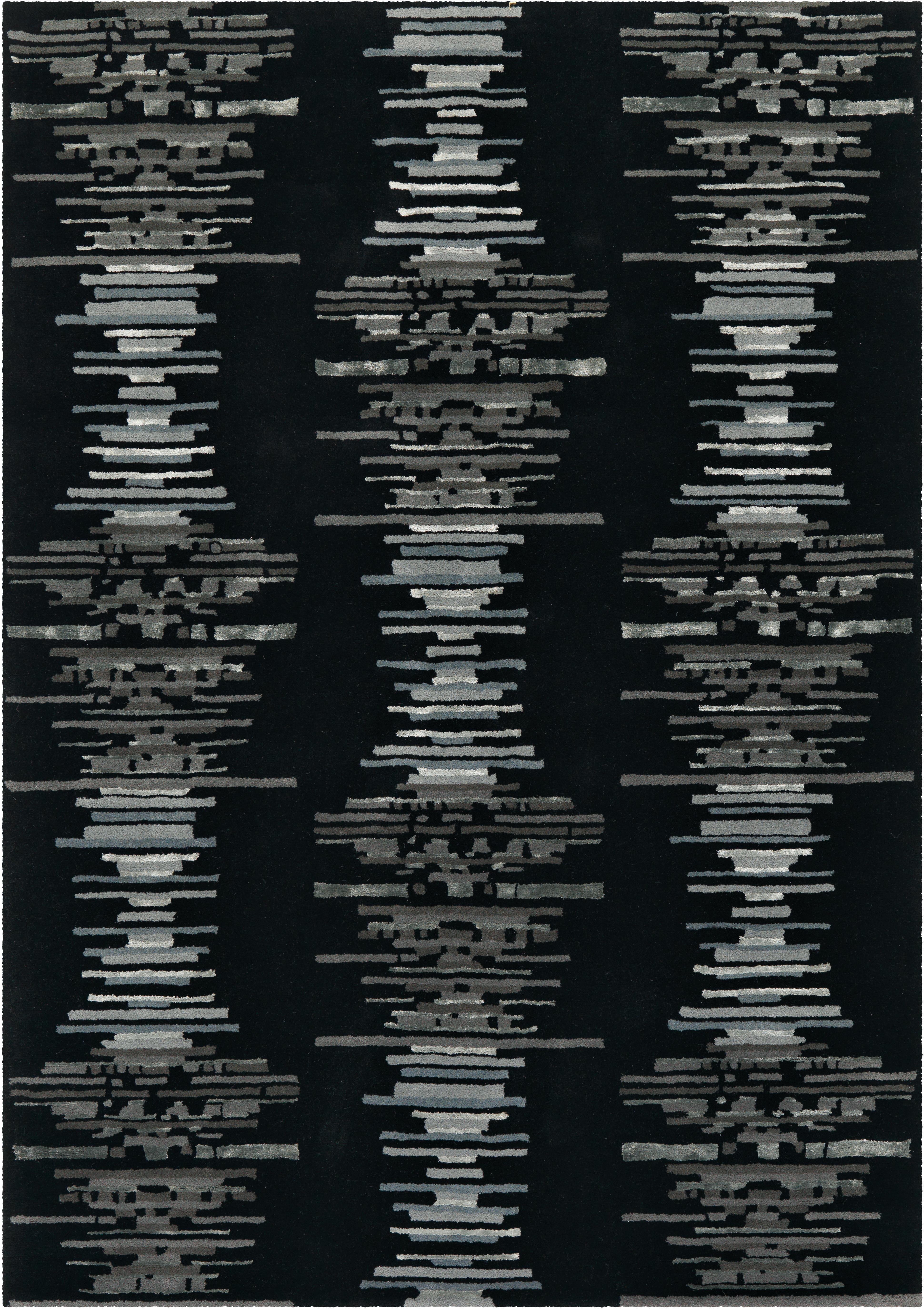 Teppich Satin 8060 Arte Espina rechteckig Höhe 4 mm handgetuftet