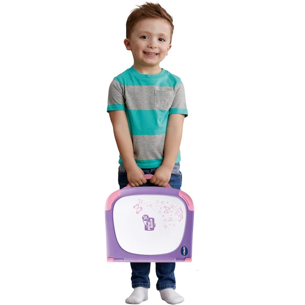 Vtech® Kindercomputer »MagiBook 3D, pink«