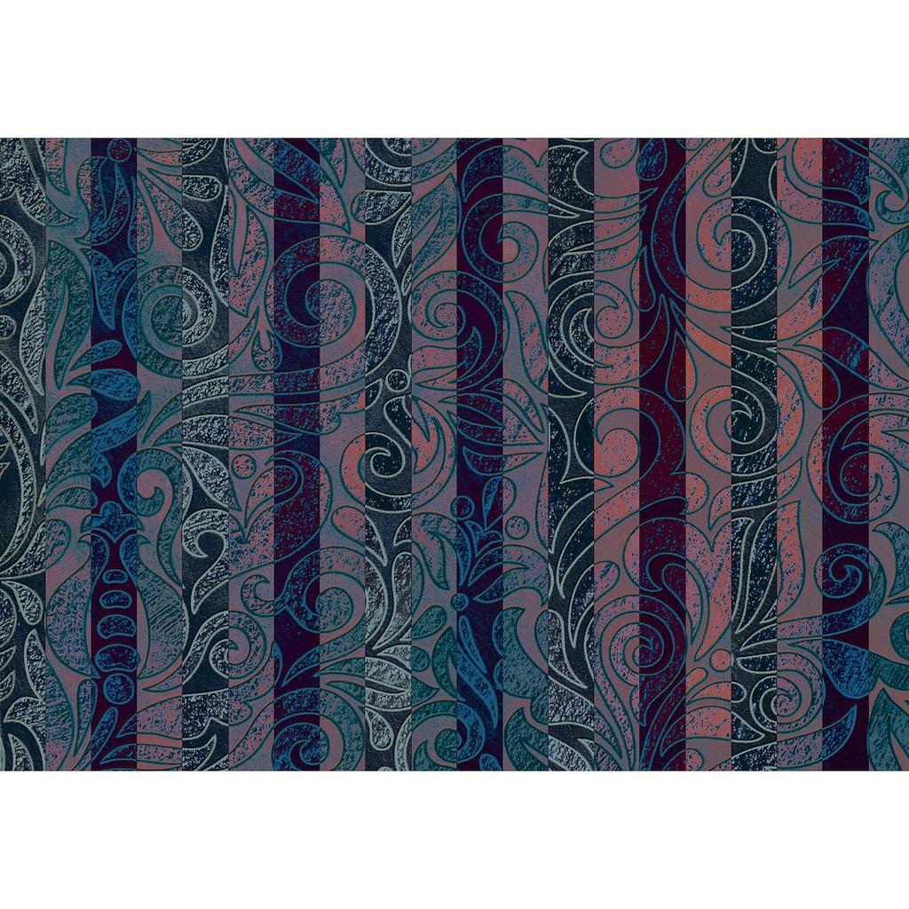 Consalnet Vliestapete »Buntes Muster/Streifen«, Streifen