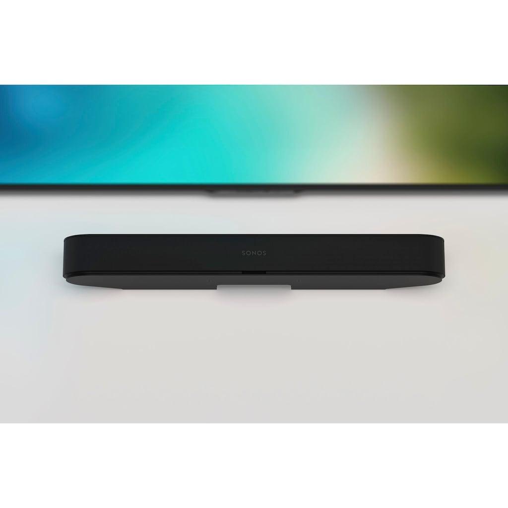 Sonos Soundbar »Beam Smart«, mit integrierter Sprachsteuerung