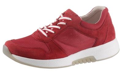 Gabor Rollingsoft Keilsneaker, im Materialmix kaufen