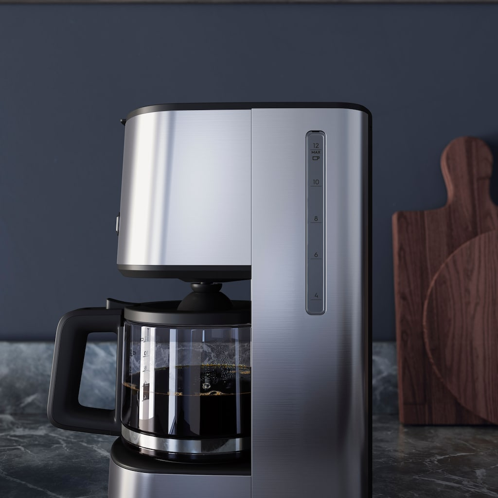 AEG Filterkaffeemaschine CM4-1-4ST Deli 4, Permanentfilter 1x4
