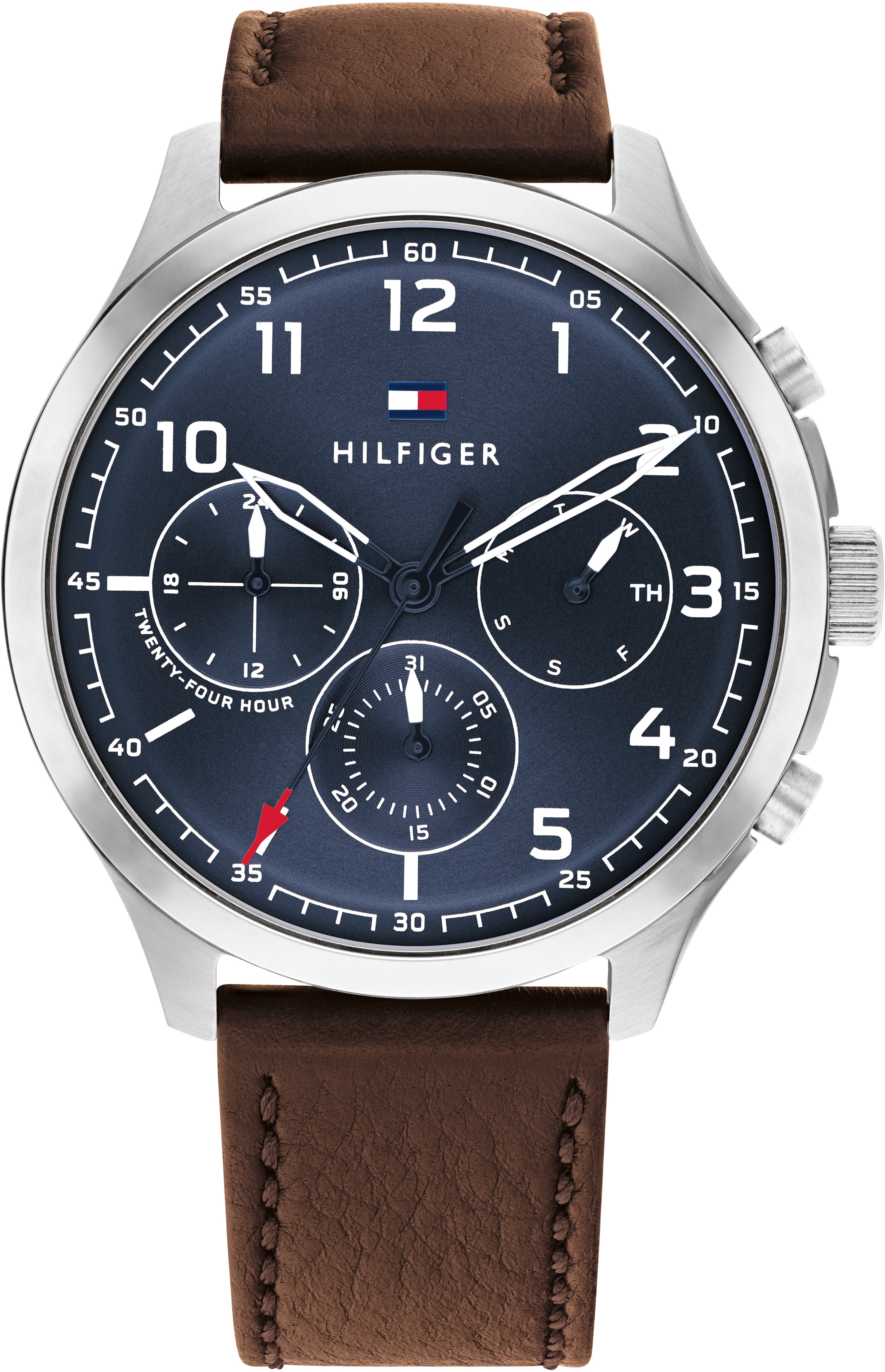 tommy hilfiger -  Multifunktionsuhr Casual, 1791855