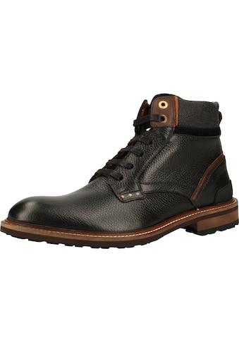 Pantofola d´Oro Schnürstiefelette »Leder« kaufen