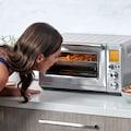 Sage Minibackofen »SOV860BSS the Smart Oven Air Fryer«, 2400 W