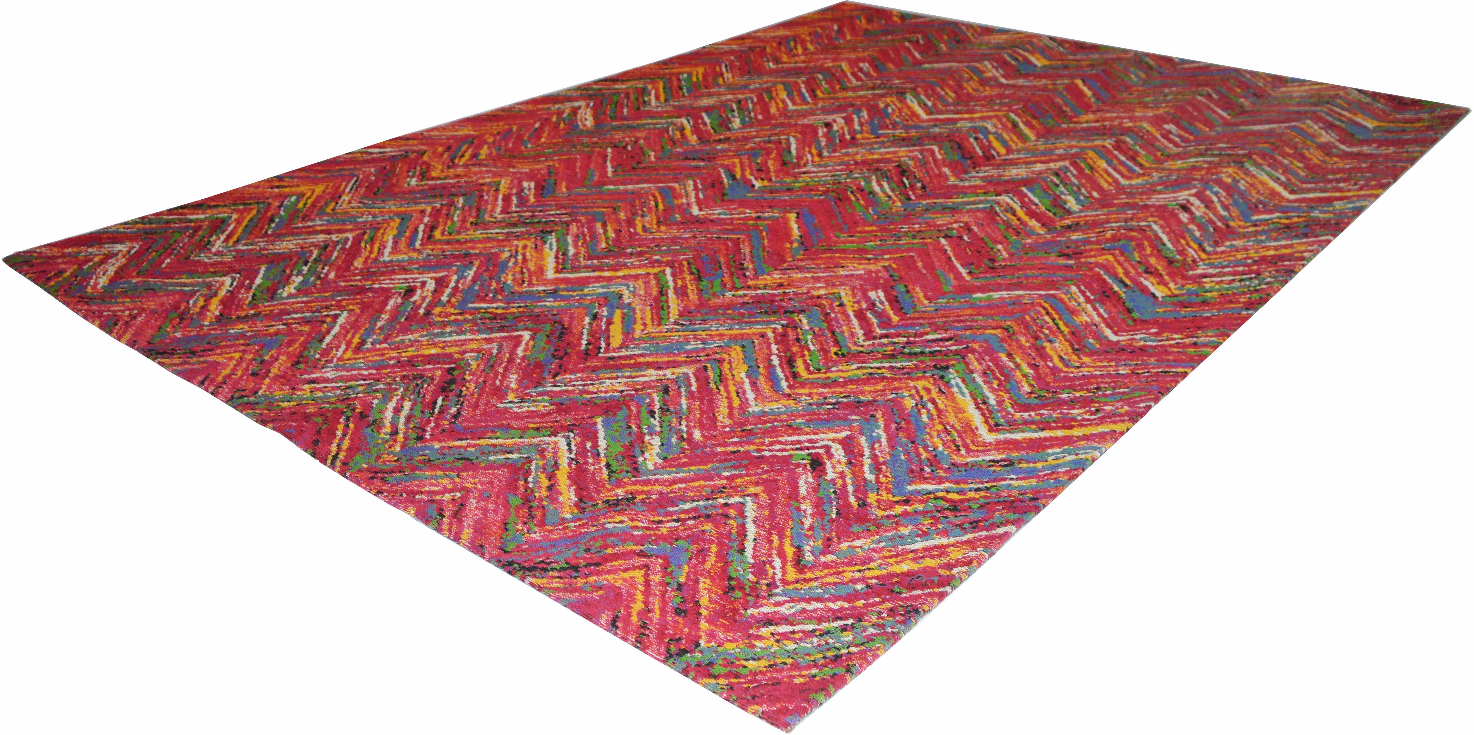 Teppich Solitaire 510 Kayoom rechteckig Höhe 8 mm handgewebt