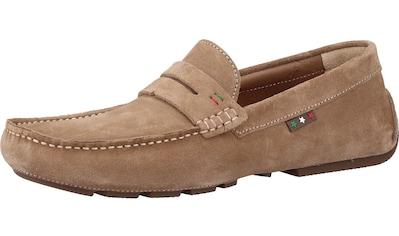 Pantofola d´Oro Mokassin »Leder« kaufen
