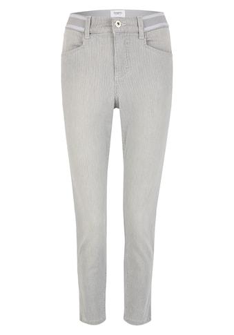 ANGELS Ankle-Jeans,Ornella Sporty' mit Nadelstreifen-Design kaufen