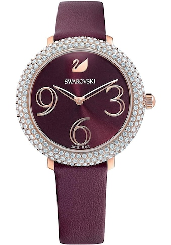 Swarovski Schweizer Uhr »CRYSTAL FROST, 5484064« kaufen