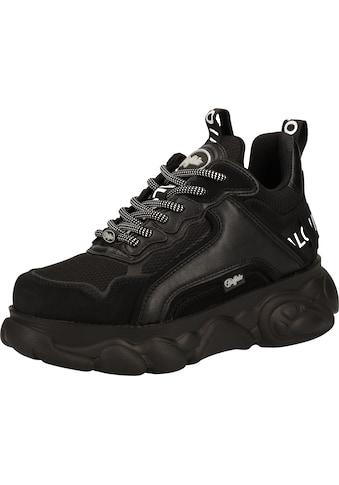 Buffalo Sneaker »Lederimitat/Mesh« kaufen