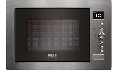 Caso, Einbau - Mikrowelle »EMCG32«, Mikrowelle Grill und Heißluft kaufen