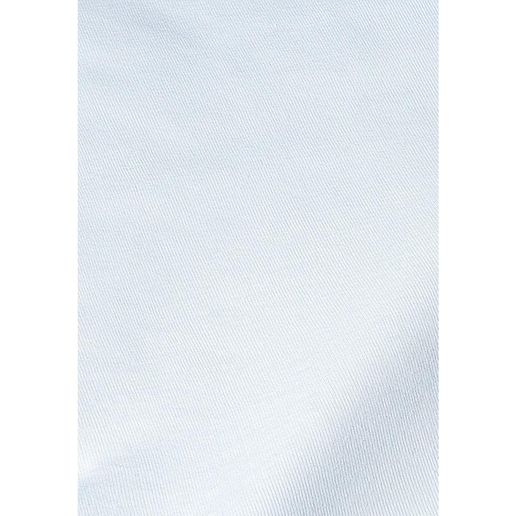 Clipper Slip, schlichtes Basic für jeden Tag aus Feinripp
