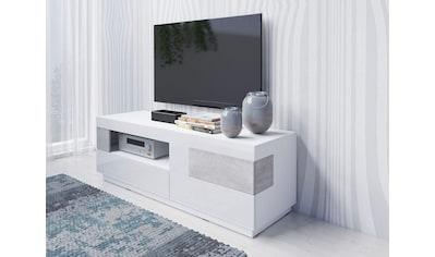 TRENDMANUFAKTUR Lowboard »SILKE«, Breite 160 cm kaufen