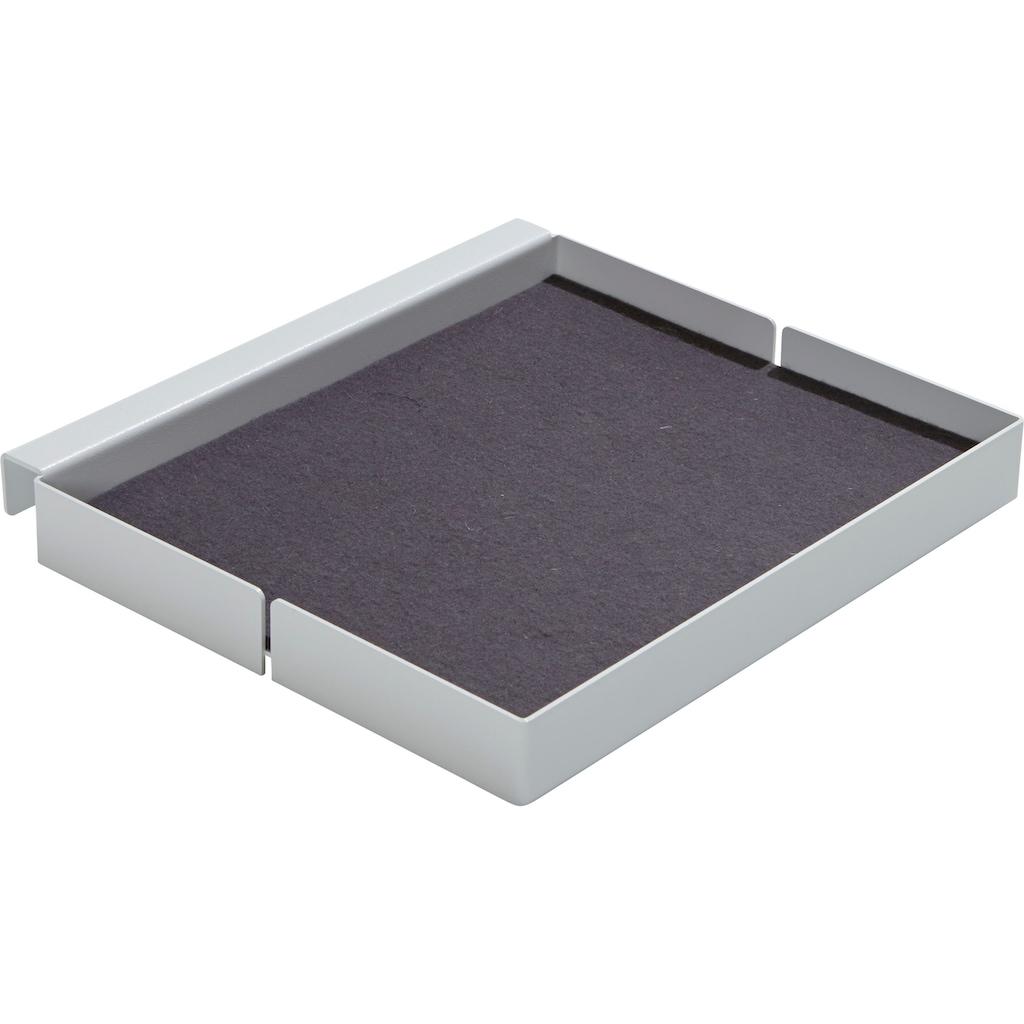 Müller SMALL LIVING Ansteckplatte »FLAI Add-On-Element No. 3«, geeignet für Kanten mit 18 mm Materialstärke