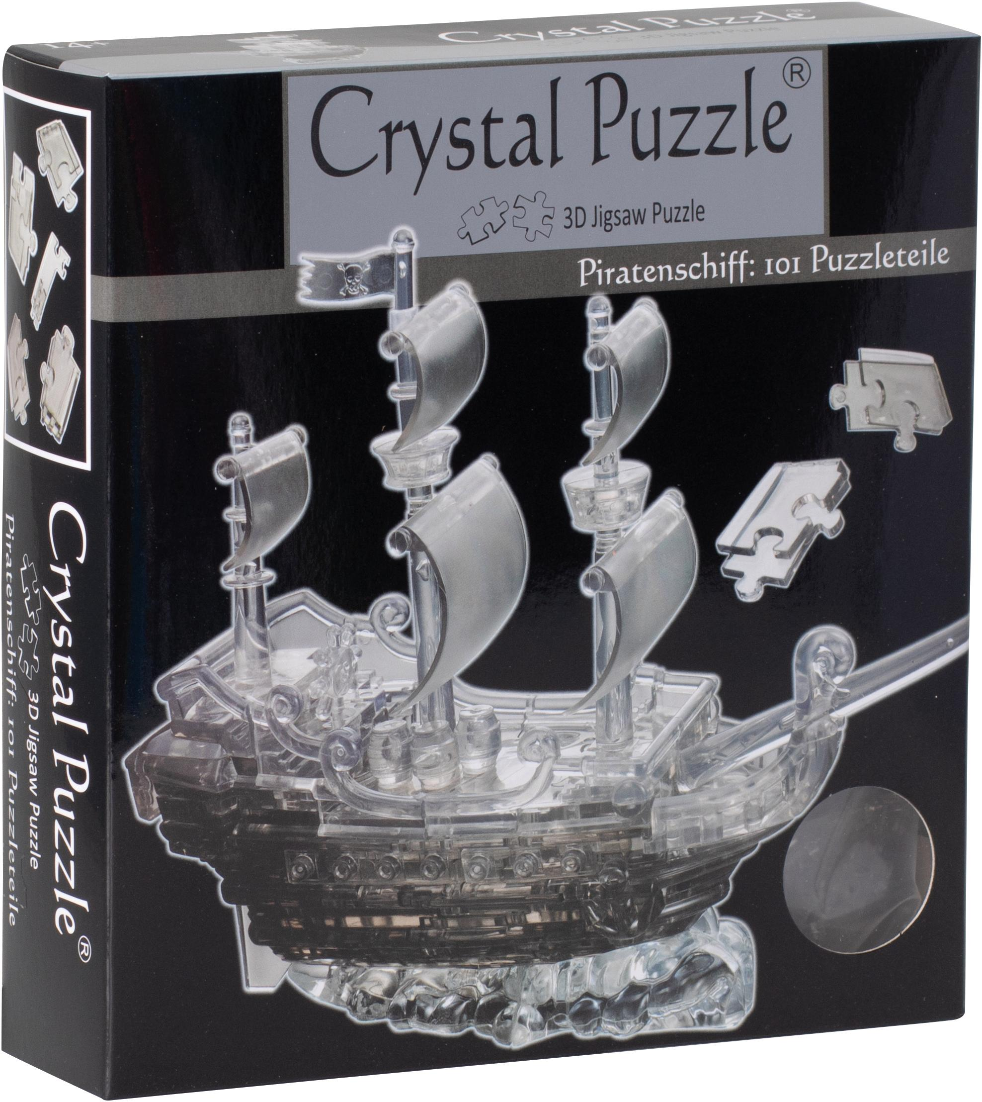 "3D-Puzzle ""Piratenschiff"" Kindermode/Spielzeug/Gesellschaftsspiele/Puzzle/3D Puzzle"