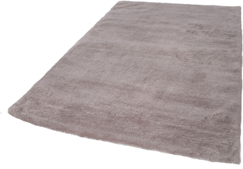 Hochflor-Teppich, »Sydney«, LUXOR living, rechteckig, Höhe 27 mm, maschinell getuftet | Heimtextilien > Teppiche > Hochflorteppiche | Braun | Polyester | LUXOR LIVING