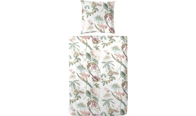 Primera Bettwäsche »Flowerful«, mit wilder Blumenranke kaufen