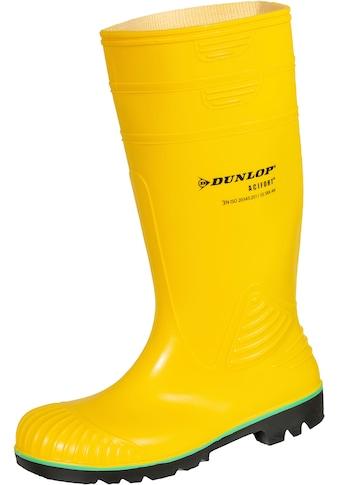 DUNLOP Sicherheitsstiefel »Acifort Heavy Duty «, grundlegende Beständigkeit und Schutz vor Chemikalien kaufen