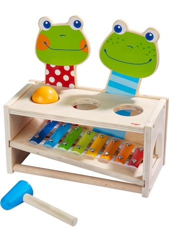 Haba Klopfbank »Klang-Klopfbank Froschkonzert« kaufen