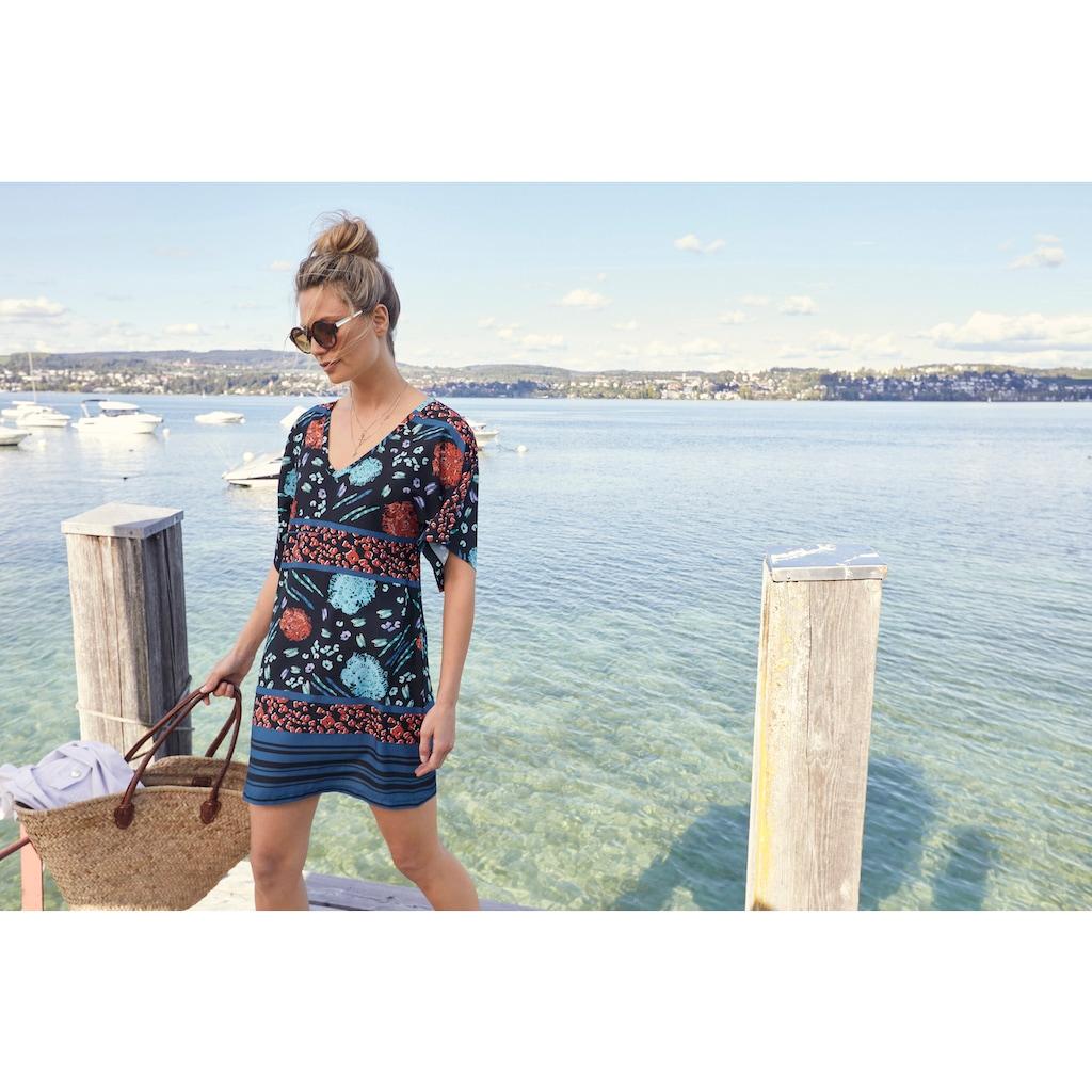 Aniston CASUAL Tunika, mit trendigen Mustern bedruckt