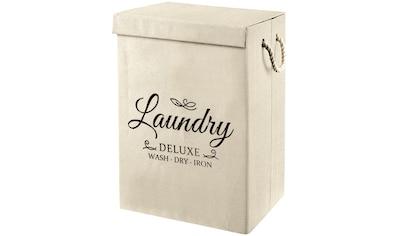 KLEINE WOLKE Wäschebox »Vita Laundry« kaufen