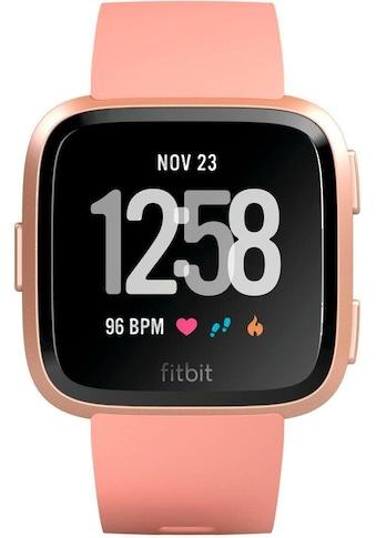 fitbit Versa Smartwatch (3,4 cm / 1,34 Zoll) kaufen
