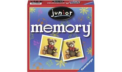 """Ravensburger Spiel, """"Junior memory®"""" kaufen"""