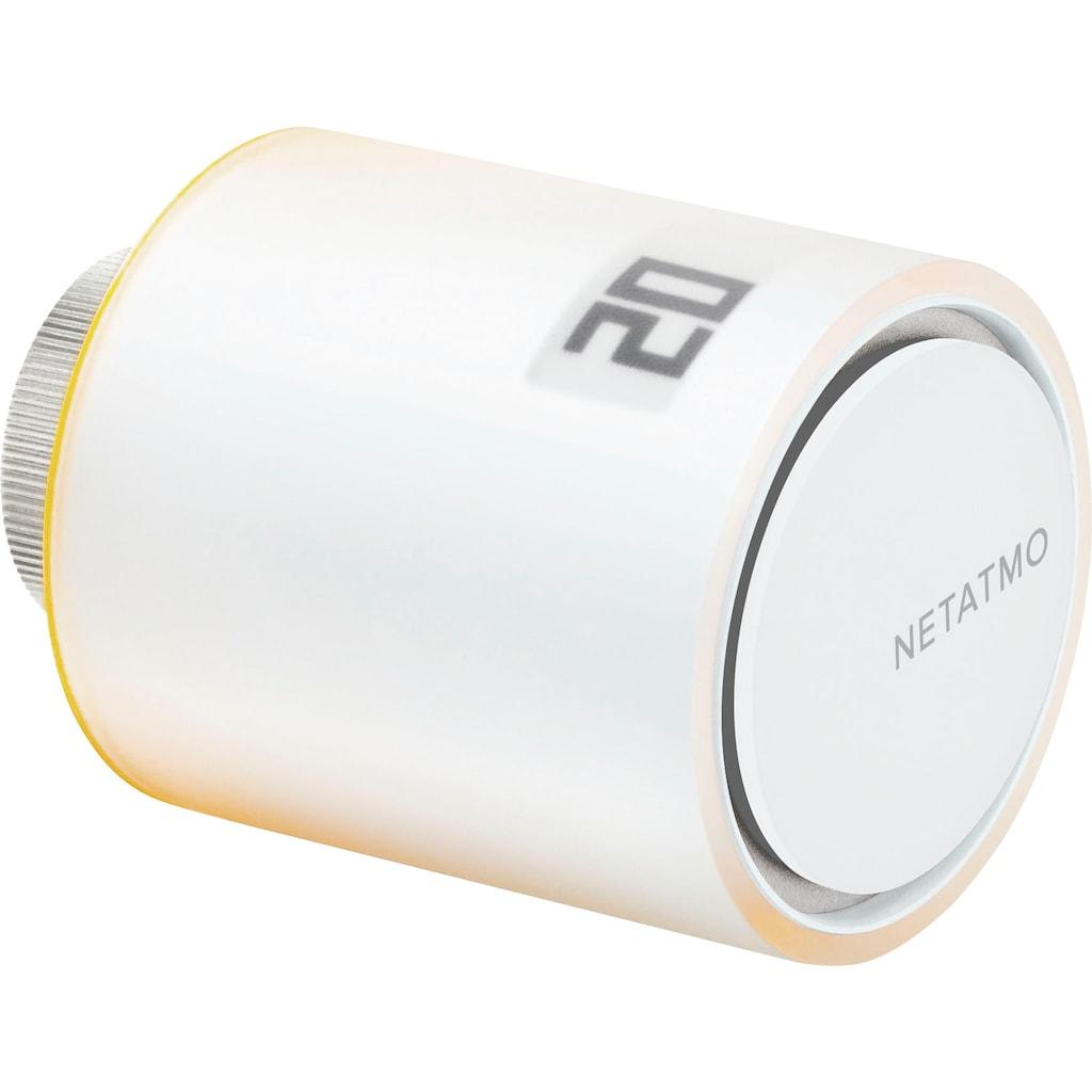 Netatmo Heizkörperthermostat »Thermostatische Heizkörperventile«