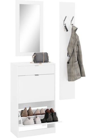 borchardt Möbel Garderoben - Set »Jella« (Set, 3 - tlg) kaufen