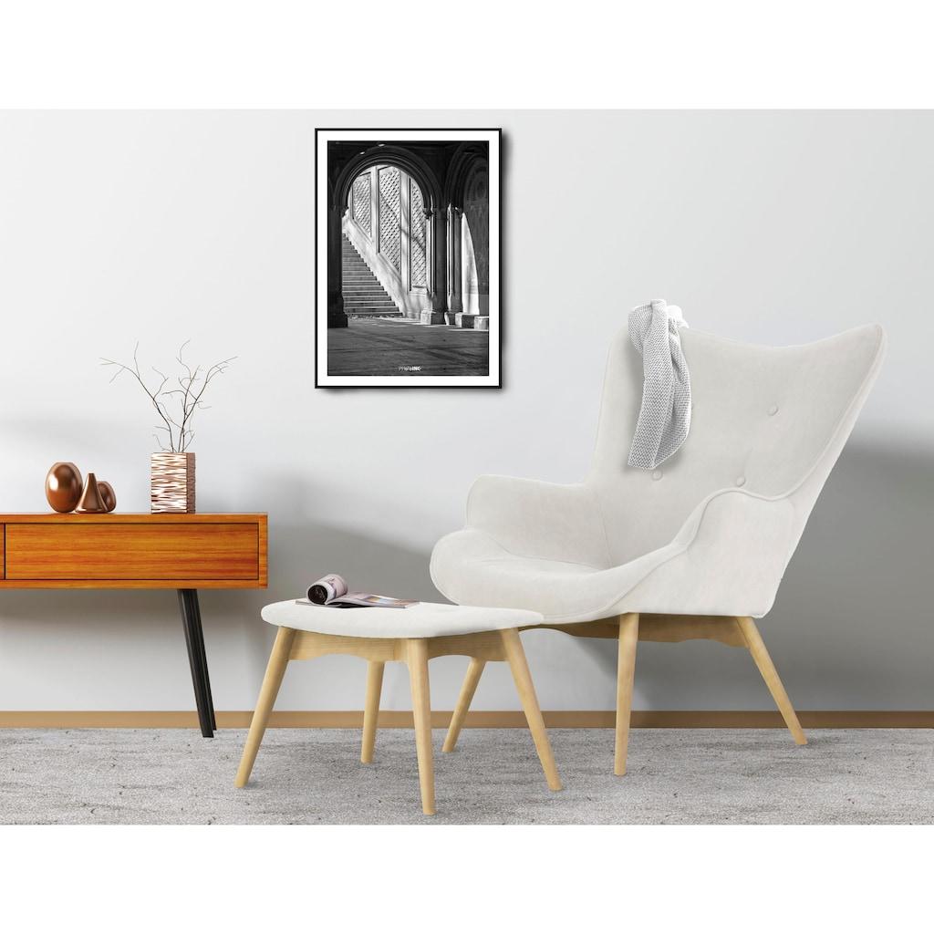 COUCH♥ Sessel »Ducon«, wahlweise mit oder ohne Hocker, COUCH Lieblingsstücke