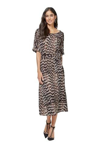 Alessa W. Jersey - Kleid im modischen Animal -  Print kaufen