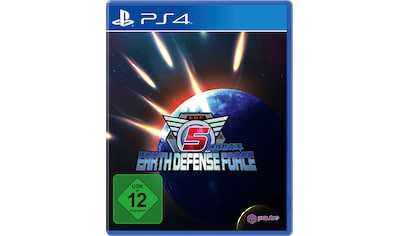 Earth Defence Force 5 PlayStation 4 kaufen