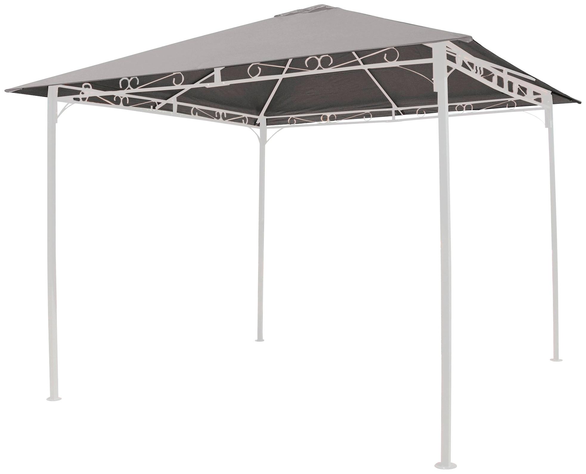 Grasekamp Pavillonersatzdach Rimini/Amalfi, BxT: 293x293 cm günstig online kaufen