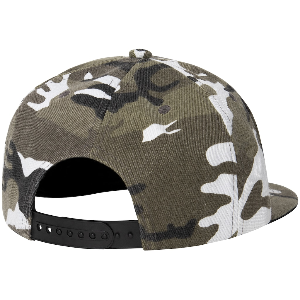 Lonsdale Snapback Cap »MERIDEN«, in coolem Tarnmuster