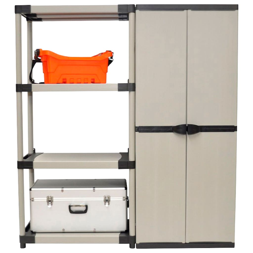 Kreher Werkzeugschrank »Armadio«, (Set), B/T/H: 148x39,5x168 cm, abschließbar