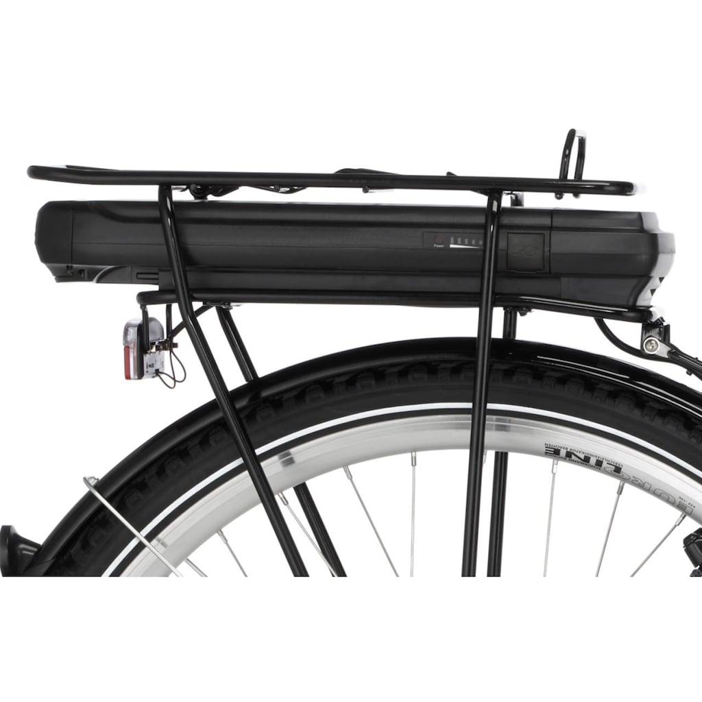 FISCHER Fahrräder E-Bike »CITA 2.0«, 7 Gang, Shimano, Nexus, Mittelmotor 250 W