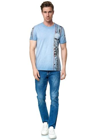 Rusty Neal T-Shirt, im verwaschenen Look kaufen