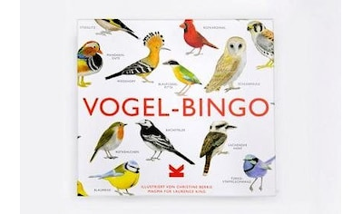 Laurence King Spiel »Vogel Bingo« kaufen