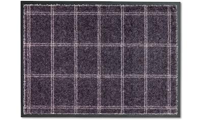SCHÖNER WOHNEN-Kollektion Fußmatte »Miami 005«, rechteckig, 7 mm Höhe, Schmutzfangmatte kaufen